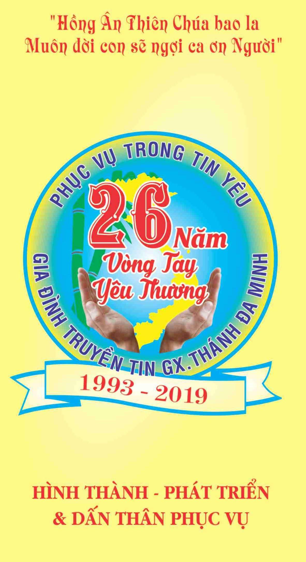Trực tiếp: Thánh lễ mừng 26 năm Gia đình Truyền Tin
