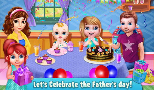 Baby Emma Happy Fathers Day v1.0.0