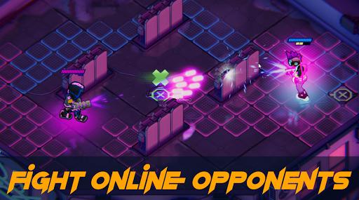Gridpunk - Battle Arena 0.3.05 screenshots 1