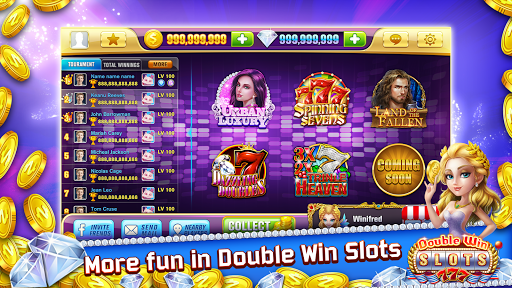 玩免費博奕APP|下載Double Win: FREE Slot Game app不用錢|硬是要APP