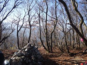 三国岳山頂(最高点)
