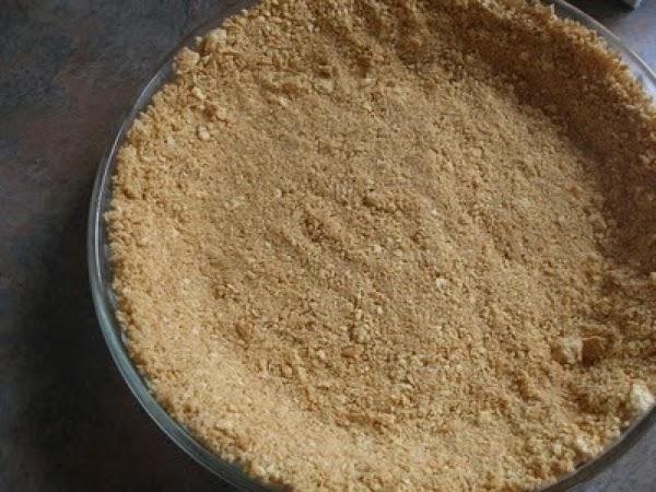 Peanut Pie Shell Recipe