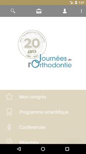 Journées de l'Orthodontie 2017 - náhled