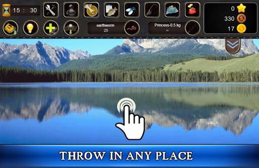 Fish Rain: Sport Fishing Games. Fishing Simulator. 0.1.1.4 pic 1