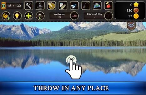 Fish Rain: Sport Fishing Games Mod Apk (Unlimited Money) 1