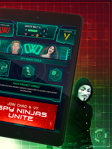 Spy Ninja Network - Chad & Vy android2mod screenshots 18