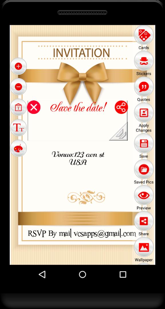 Birthday Invitation card maker - Revenue & Download estimates ...