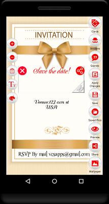 Download birthday invitation card maker apk for android appdownloader birthday invitation card maker screenshot stopboris Choice Image