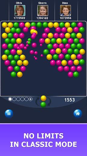 Bubbles Puzzle: Hit the Bubble Free 7.0.16 screenshots 3