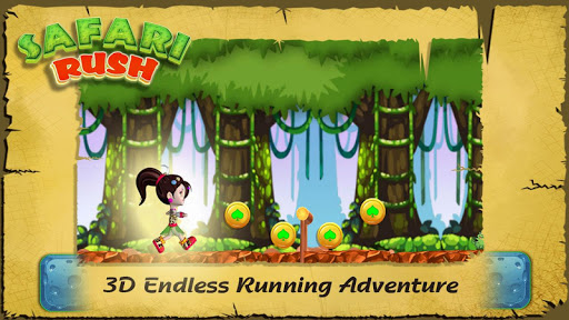 Safari Rush