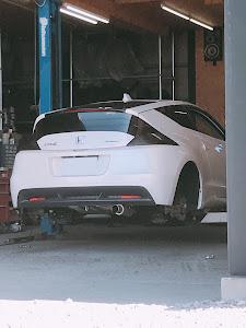 CR-Z ZF1 2010年式 βののカスタム事例画像 ゆたろさんの2018年10月23日12:19の投稿
