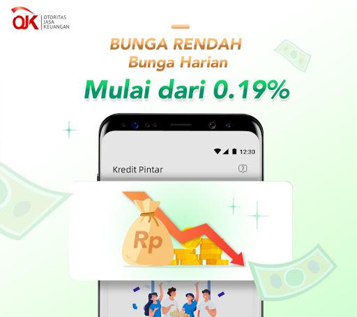 Kredit Pintar - Pinjaman Uang Tunai Dana Rupiah screenshot 2