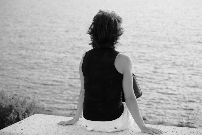 Meditazione o solitudine? di Stecchia