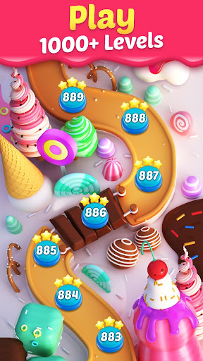 Cake Smash Mania - Swap and Match 3 Puzzle Game 1.2.5020 screenshots 13