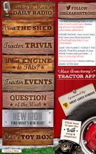 Max Armstrong's Tractor App- screenshot thumbnail