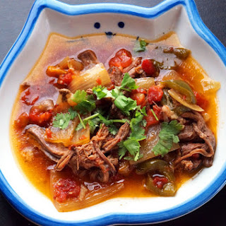 Easy Slow Cooker Cuban Ropa Vieja