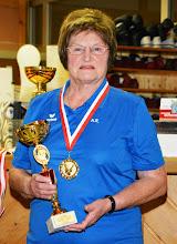 Photo: Senioren Einzel-Damen – 1. Platz: Annemarie Rammerstorfer