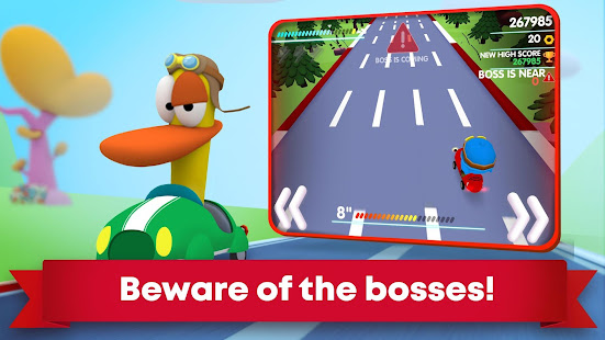 Pocoyo Racing: Kids Car Race - Fast 3D Adventure
