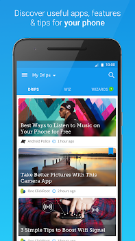 Android Updates, Tips and Best Apps - Drippler