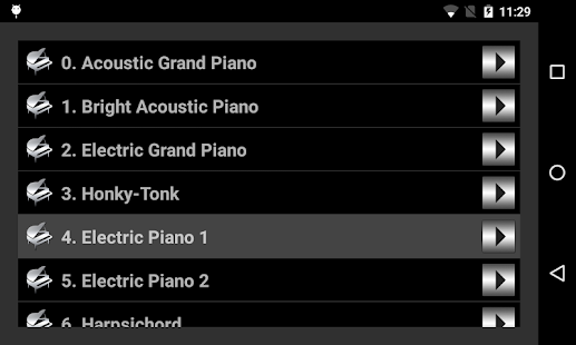 Piano Instructor- screenshot thumbnail