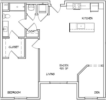 Go to Urbanite Floorplan page.