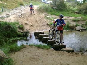 Photo: Je pense qu'il est plus prudent de faire comme les anciens même si avec un peu d'entrainement ....