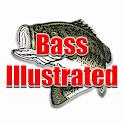 Bass Illustrated :Bass Fishing icon