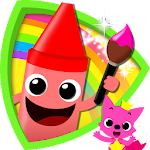 Pinkfong Coloring Fun 25