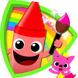 Pinkfong Coloring Fun file APK Free for PC, smart TV Download