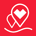uDates – local dating app: chat, meet locals, date icon