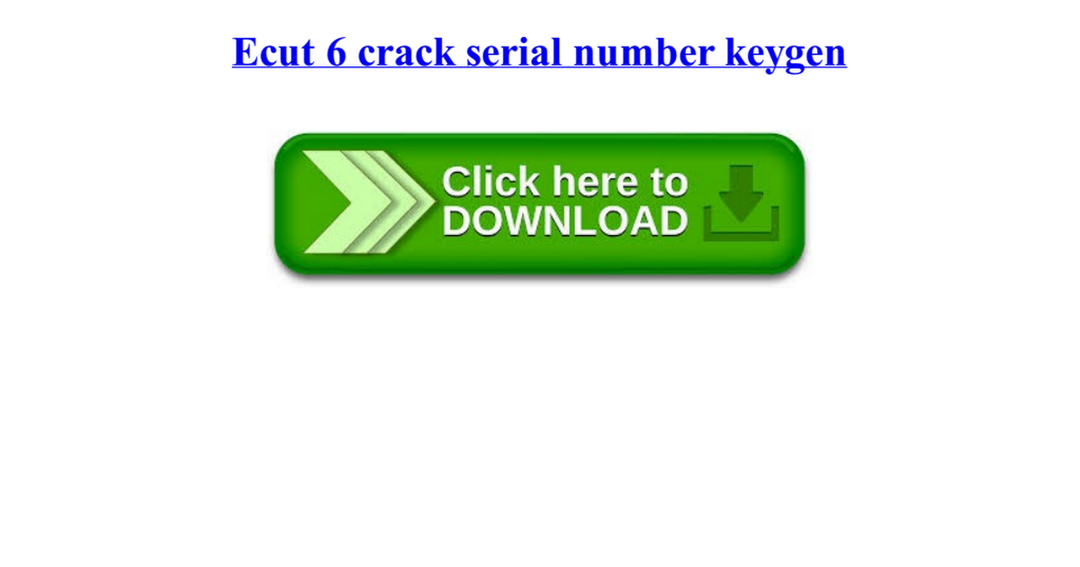 ecut 6 ключ