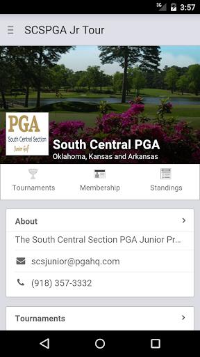 South Central PGA Jr. Tour
