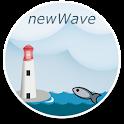 newWave for Kustom icon