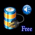 Talking Charging Free icon