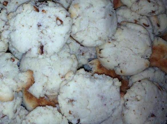Potato Cookies Recipe