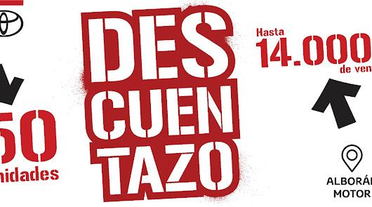 """""""Feria del descuentazo"""" en Toyota Almería. Todavía tienes hasta el 30 de junio"""