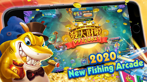 Fishing Casino - Free Fish Game Arcades 1.0.3.5.0 screenshots 6