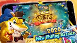 screenshot of Fishing Casino - Free Fish Game Arcades