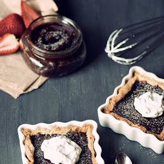 Chocolate Truffle Tart.