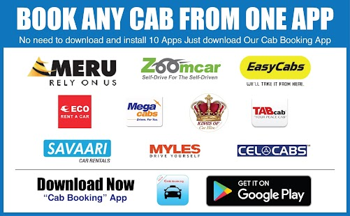 Cab Booking Online All In One - náhled