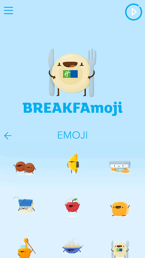 BREAKFAmoji For Days- screenshot