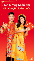 Shopee: Tết Sale APK screenshot thumbnail 2