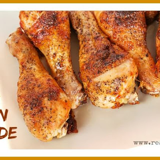 Our Favorite Healthy Chicken Marinade