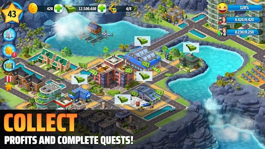 City Island 5 – Tycoon Building Simulation Offline 4
