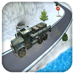 Cargo Army Truck Driving icon