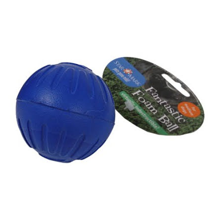 Starmark Foam Boll Medium Flyter 7cm