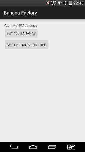 Banana Factory TEST