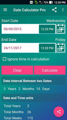 Age Calculator Pro screenshot 4