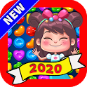 Candy Amuse - Match 3 Game icon