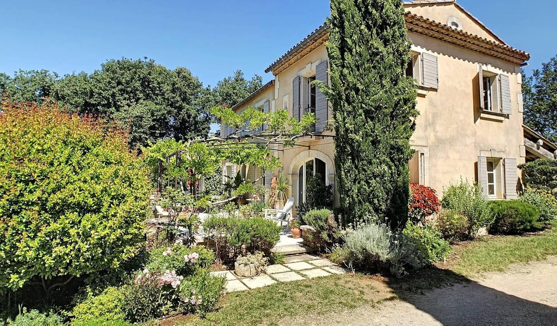 House with pool Ménerbes